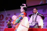 CULTURE Visitors to Hyper Japan, which was hosted at Earls Court, London, from 25-27 July, enjoyed performances of traditional Japanese dance and music.