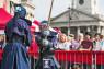 FESTIVAL Visitors to Japan Matsuri in Trafalgar Square, London, on 27 September, enjoyed performances of traditional arts, music and dancing.