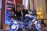 COMMERCE Triumph Motorcycles Japan launched their new Tiger 800 XRx/XCx at the British Embassy Tokyo on 17 December.