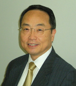 ERS President Hiromichi Sakata