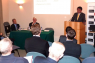 """The Daiwa Anglo-Japanese Foundation presented """"Political Leadership in the UK and Japan"""", on 24 April in London."""
