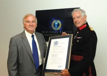 Sir Robert Fry KCB, CBE