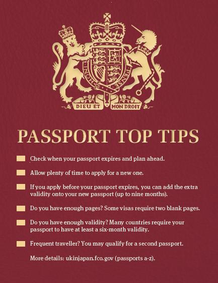 New Way to Apply for UK Passport - BCCJ Acumen