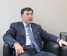Richard Mille CEO Keita Kawasaki