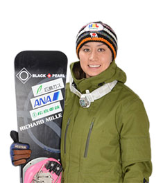 Tomoka Takeuchi, the brand's first Japanese ambassador.