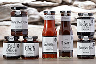 Hawkshead Relish produces a range of preserves and condiments.