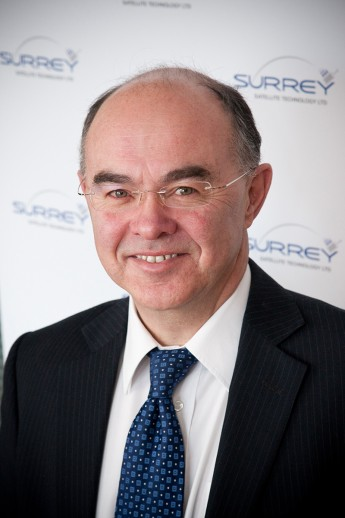 Professor Sir Martin Sweeting OBE