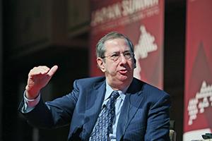 Richard Katz, editor-in-chief of The Oriental Economist Report