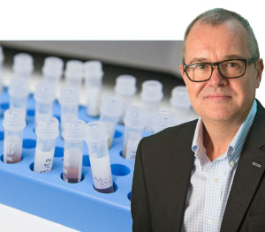 Patrick Vallance, president of pharmaceuticals research and development at GlaxoSmithKline