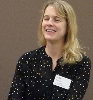 Professor Danielle George