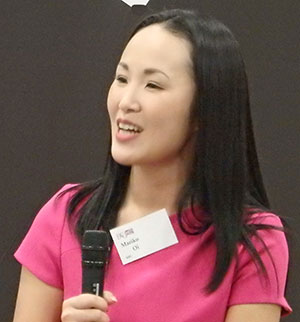 The BBC's Mariko Oi