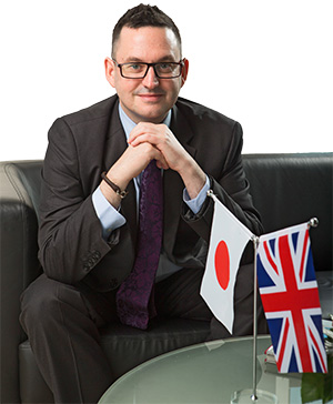 Matt Burney is Japan director of the British Council.