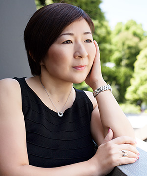 Noriko Silvester is the founder and managing director of Candlewick.
