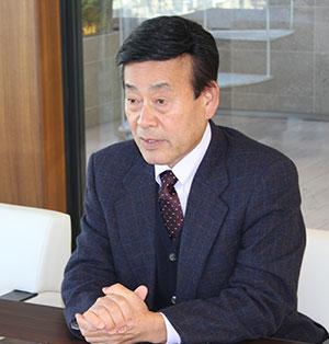 Chairman Hiroshi Matsumura