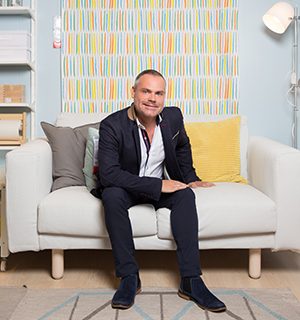 Peter List, chief executive of Ikea