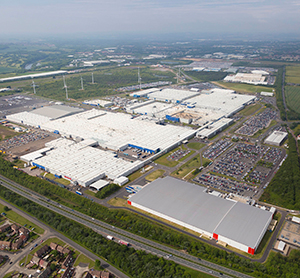 Nissan Motor Corporation's plant in Sunderland, northeast England, is a sizeable investment in the UK.