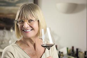 Jancis Robinson OBE, an award-winning wine expert, spoke in Tokyo.