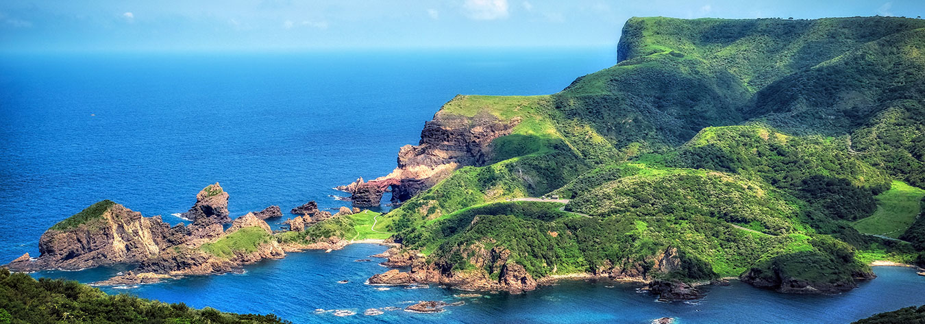 The Oki Islands UNESCO Global Geopark is internationally renowned for its beauty. PHOTO: JIMMY NGUYEN