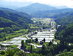Idyllic Nakatsugawa won a national award for harnessing its beauty.