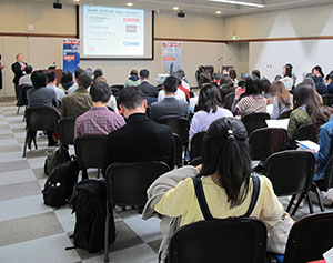 More than 300 prospective students of UK institutions participated in a British Council event in March.