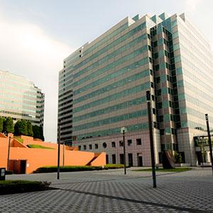 Yokohama Business Park, home of BIC