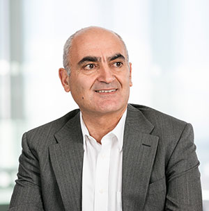 Dr Moncef Slaoui spoke in Tokyo in June.