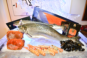 Seafood is an important Japan export for Scotland.