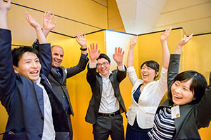 Winners: Satoshi Ohashi, Cory McGowan, Wayne Huang, Masami Asai, Yuko Kamakura