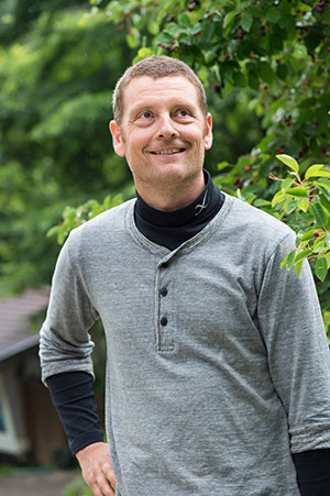 British designer Paul Smither