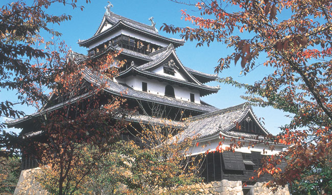 Matsue Castle is one of only 12 original castles in Japan.