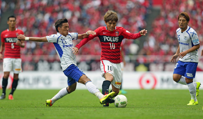 J.League's partnership with Perform Group is driving new revenue streams.
