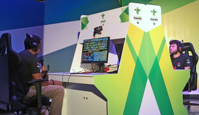 Advocates of eSports hope they might one day be part of the Olympic and Paralympic Games.