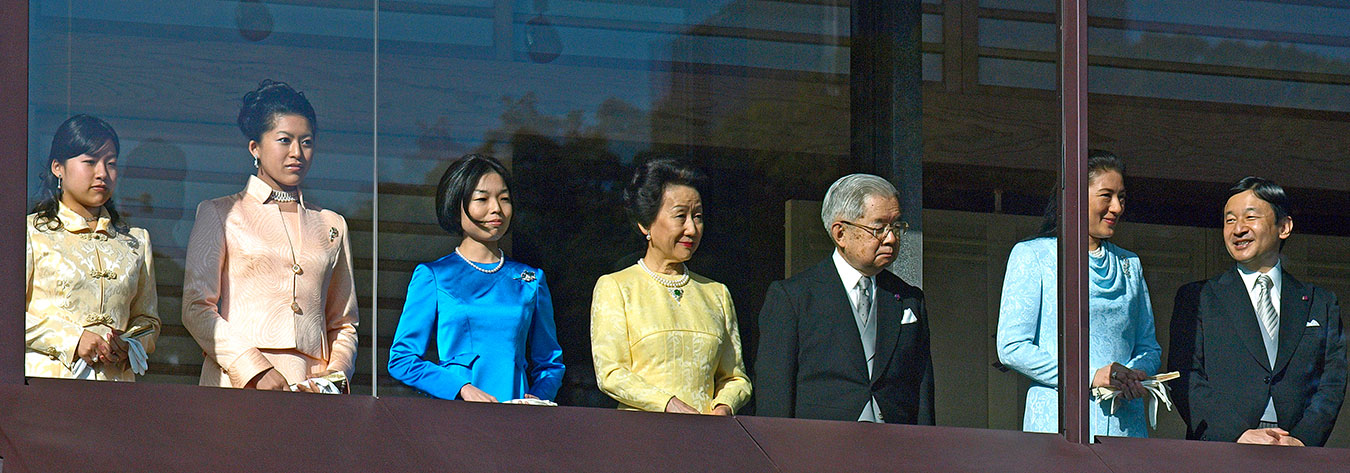Debates around female succession in the Imperial Family are growing louder.
