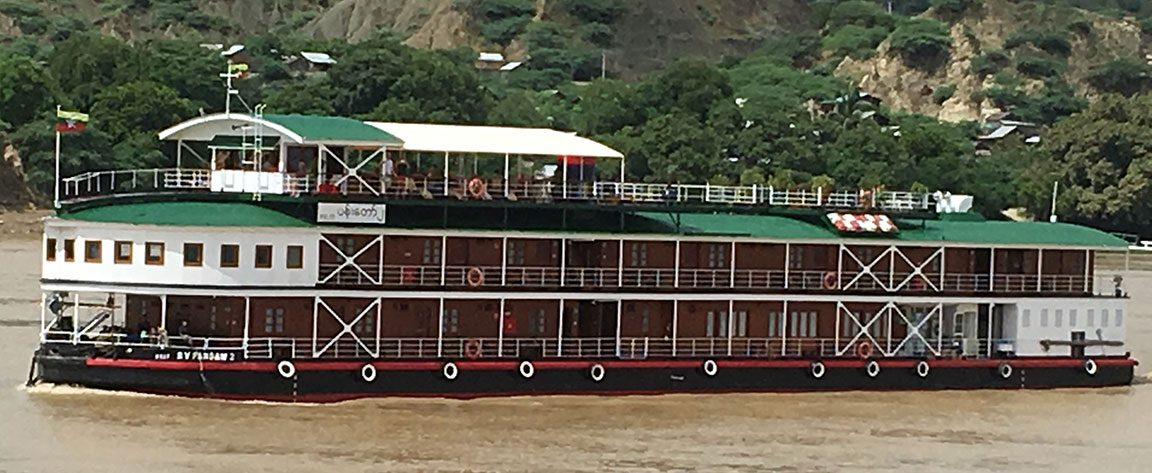 Pandaw's cruises bring back the journeys of yesteryear.