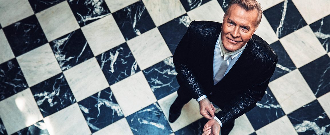 Martin Fry and ABC will perform in Tokyo in October • PHOTO: SAM NEILL